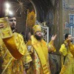 Архієпископ Феодосій звершив Літургію у Неділю 29-ту після П'ятидесятниці