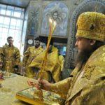 Архієпископ Феодосій звершив Літургію у Неділю про митаря та фарисея