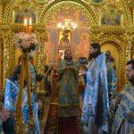 Архієпископ Феодосій звершив Літургію в день свята Стрітення Господнього (+ВІДЕО)