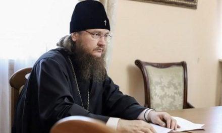 Архиепископ Феодосий рассказал о возможных проблемах при причащении больных COVID-19