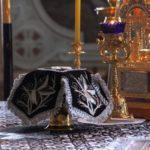 Архієпископ Феодосій звершив Літургію Передосвячених Дарів