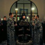 Архієпископ Феодосій звершив читання Великого покаянного канону у співслужінні духовенства Оболонського району столиці