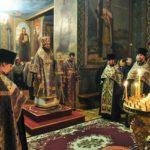 Архієпископ Феодосій звершив всенічне бдіння напередодні Неділі 2-ї Великого посту
