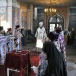 У день пам'яті свт.Луки Кримського архієпископ Феодосій очолив соборну Літургію і спільне говіння духовенства Кладовищенського благочиння