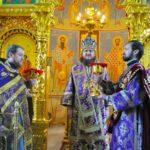 Архієпископ Феодосій звершив Літургію в Неділю 4-у Великого посту