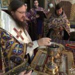 Архієпископ Феодосій звершив Літургію у Великий Четвер (+АУДІО)
