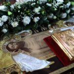 У Велику Суботу архієпископ Феодосій звершив уставне богослужіння з Літургією святителя Василія Великого