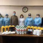 Північне київське вікаріатство бере активну участь в протиепідемічних та благодійних заходах