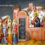Архієпископ Феодосій звершив Літургію Передосвячених Дарів у Великий вівторок