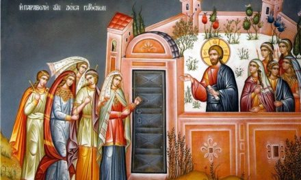 Архиепископ Феодосий совершил Литургию Преждеосвященных Даров в Великий вторник