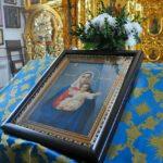 Архієпископ Феодосій звершив утреню з читанням акафісту Пресвятій Богородиці (+ВІДЕО)