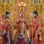 Архієпископ Феодосій звершив Літургію в Неділю 4-ту після Пасхи (+ВІДЕО)
