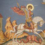 Архієпископ Феодосій звершив Літургію в день пам'яті вмч.Георгія Побідоносця