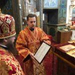 Архієпископ Феодосій звершив Літургію в День 75-річчя Великої Перемоги
