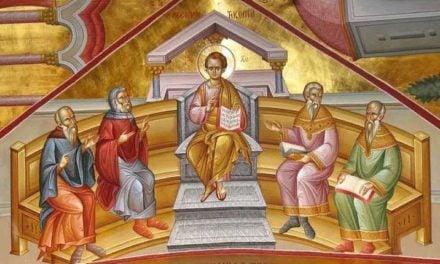 Архієпископ Феодосій звершив Літургію в день Преполовіння П'ятидесятниці