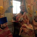 Архієпископ Феодосій звершив Літургію в день пам'яті святителя Миколая (+ВІДЕО)
