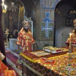 Архієпископ Феодосій звершив Літургію в Неділю 6-ту після Пасхи