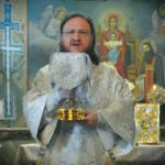Архієпископ Феодосій звершив Літургію в Неділю 7-му після Пасхи