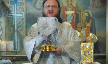 Архиепископ Феодосий совершил Литургию в Неделю 7-ю по Пасхе
