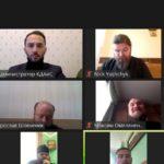 Архієпископ Феодосій взяв участь в онлайн засіданні кафедри церковно-практичних дисциплін КДАіС