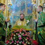 Архієпископ Феодосій звершив святкове богослужіння в День Святої Трійці