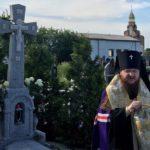 Архієпископ Феодосій звершив панихиду по схимонахині Вірі (Чмиховій)