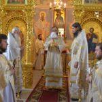 Архієпископ Феодосій звершив Літургію в свято Різдва Іоанна Хрестителя (+ВІДЕО)