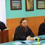 Архієпископ Феодосій взяв участь в підсумковому засіданні Вченої ради Київських духовних шкіл (+ВІДЕО)