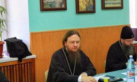 Архиепископ Феодосий принял участие в итоговом заседании Ученого совета Киевских духовных школ (+ВИДЕО)