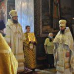 Архієпископ Феодосій звершив Літургію у Неділю 6-ту після П'ятидесятниці