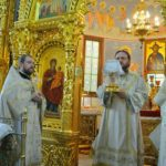 Архієпископ Феодосій звершив заупокійне богослужіння в 40 день після кончини монахині Єлисавети (Роман)