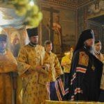 Архієпископ Феодосій звершив Літургію у Неділю 7-му після П'ятидесятниці