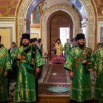 Архієпископ Феодосій взяв участь в архієрейському богослужінні у Києво-Печерській Лаврі