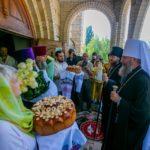 Черкаська єпархія зустріла свого нового правлячого архієрея архієпископа Феодосія (+ВІДЕО)