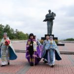 Архієпископ Феодосій вклонився пам'яті загиблих у роки Великої Вітчизняної війни