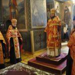 Архієпископ Боярський Феодосій вшанував пам'ять святого славного пророка Іллі