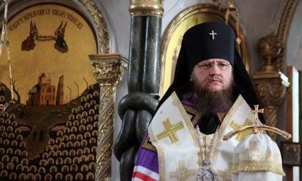 Перше інтерв'ю архієпископа Феодосія на Черкащині