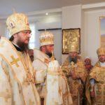 Архієпископ Черкаський і Канівський Феодосій відвідав Чорнобаївське благочиння