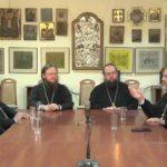 Архиепископ Феодосий в эфире программы «Беседка»
