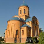Архієпископ Боярський Феодосій очолив Божественну Літургію у своєму титульному місті