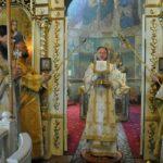 Архієпископ Феодосій звершив Літургію у Неділю 9-ту після П'ятидесятниці