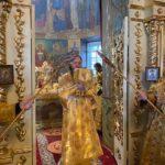 Архієпископ Феодосій звершив Літургію у Неділю 10-ту після П'ятидесятниці