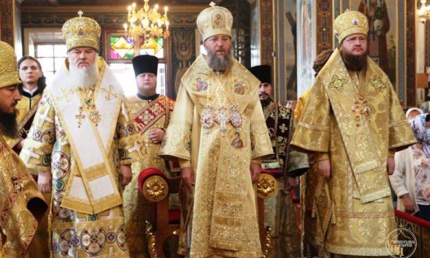 Архієпископ Черкаський і Канівський Феодосій взяв участь в урочистостях Кіровоградської єпархії (+ВІДЕО)