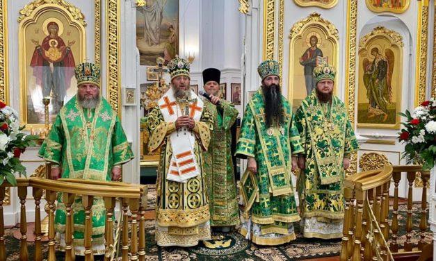 Архієпископ Феодосій взяв участь у святкуванні 30-ліття з дня відкриття Браїлівського монастиря Вінницької єпархії (+ВІДЕО)