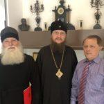 Архієпископ Черкаський і Канівський Феодосій зустрівся з головним архітектором Черкащини