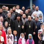 Архієпископ Феодосій звершив Велике освячення історичного Успенського храму (+ВІДЕО)
