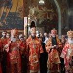Соборное богослужение в день памяти небесного покровителя земли Черкасской