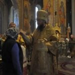 Архієпископ Феодосій звершив всенічне бдіння напередодні Неділі 18-ї після П'ятидесятниці