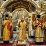 Архієпископ Феодосій звершив всенічне бдіння напередодні неділі 20-ї після П'ятидесятниці