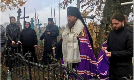 Управляющий Черкасской епархией архиепископ Феодосий посетил Ровенщину